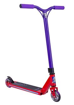 Grit Fluxx Pro Scooter Complete Red/Purple