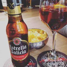 ¡Viva el vermú de los sábados! Estrella Galicia #singluten