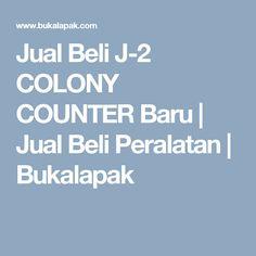 Jual Beli J-2 COLONY COUNTER Baru   Jual Beli Peralatan    Bukalapak