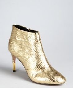 Pour la Victoire gold snake embossed...