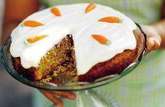 Der beste Rüeblikuchen | Schweizer Familie Breakfast Snacks, Dessert For Dinner, Cookie Desserts, Carrot Cake, Carrots, Sweet Treats, Pudding, Pie, Sweets