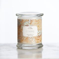 Couture Soy Candle by StyleCandles on Etsy