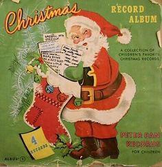 Christmas Albums, Old Christmas, Christmas Scenes, The Night Before Christmas, Christmas Games, Vintage Christmas, Christmas Ideas, Twas The Night, Kids Songs