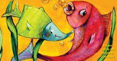Blubb blubb blubb macht der Fisch – Kinderlieder bei Kixi – Kinderkino