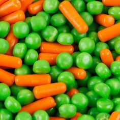 Jelly Belly Peas & Carrots Mellocreme Candy $7.99