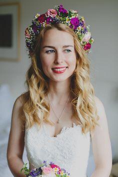 Bunte DIY Sommerhochzeit | Hochzeitsblog The Little Wedding Corner
