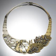 2012 Saul Bell Design Award Winner First Place—Emerging Artist  Sherry Wan  Ann Arbor, MI