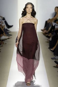 See the complete J. Mendel Spring 2008 Ready-to-Wear collection.