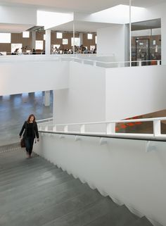 Umeå School of Architecture :: Henning Larsen Architects