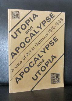 Fischer Fine Art # Utopia and APOCALYPSE # 1977, nm