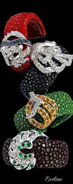 Luxury jewels and diamonds #Luxurydotcom