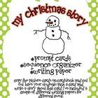 My Christmas Story {a narrative writing activity}