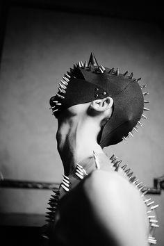 Fashion Design Photography Weird New Ideas Dark Fashion, Fashion Art, Mens Fashion, Fashion Design, Macabre Fashion, The Lone Ranger, Georges Braque, Eiko Ishioka, Headgear