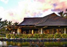 The Mauna Lani Bay Hotel in Hawaii