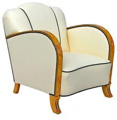 10 Inspirational Art Deco Furniture Pieces | BRABBU Interior design, art deco, furniture, armchair, BRABBU