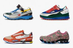 ADIDAS BY RAF SIMONS 2014 SPRING/SUMMER COLLECTION #sneaker