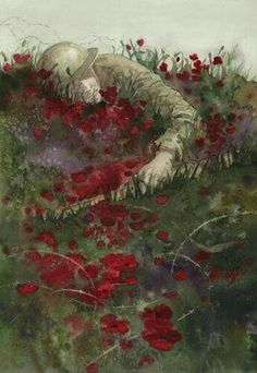 Risultati immagini per world war 1 poppy art Military Art, Military History, Ww1 Art, Remembrance Day Poppy, Armistice Day, Anzac Day, World War One, Memorial Day, Art Projects