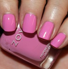 Zoya shelby. the perfect barbie pink