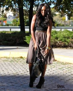 #women of color #fashion! #blogger