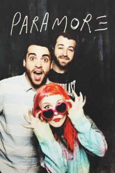 The scenester, MySpace, listen to punk rock/emo/indie rock bands days, those myspace days! Id love to see paramore in concert. Music Love, Music Is Life, Rock Music, Great Bands, Cool Bands, Bob Marley, Musica Punk, Taylor York, Brody Dalle