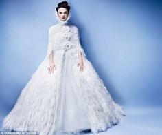 Kiera Knightley by Mario Testino for Vogue