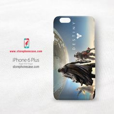 Destiny The Game iPhone 6 6s Plus Cover Case