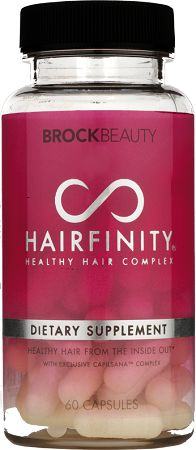 1 month supply - Hairfinity Vitamins.. Awesome! My hair already grows fast this will help speed it up <3
