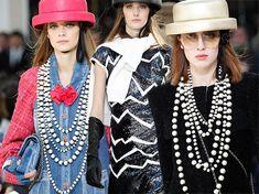 Chanel Fall/ Winter 2016-2017 RTW - Paris Fashion Week  #chanel #runway #fashion