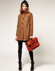really wanting a duffle coat for the fall.