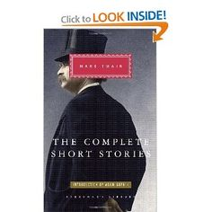mark twain, *the complete short stories*.