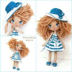 #коллажоляки куколка Маришка с разными прическами Стесняется, гуляет, красуется в шляпе! Девочка воспоминания о лете! #ручнаяработа#weamiguru#dolls#weamigurumi #amigurumi#instacrochet#gurumigram #handmade_nation#сделаноруками#dollmaker #collectiondoll#olyaka_lab#娃娃#mycreative_world #мастеркрафт#toys_gallery#кукла#кукларучнойработы#миниатюра#интерьернаякукла#magcrafts_ishow#lilworld#handmadedoll#amigurumidoll#ямама#вяжутнетолькобабушки#ярмаркамастеров#villy_vanilly_shop Crochet Amigurumi Free Patterns, Crochet Doll Pattern, Crochet Art, Cute Crochet, Yarn Dolls, Knitted Dolls, Fabric Dolls, Crochet Dolls, Doll Tutorial