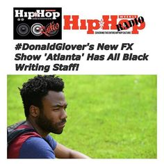 """'Atlanta', is a hilarious drama about two cousins, Earn and Paper Boi. Earn (played by Glover) tries to get out of a rut by...""--read more at Hiphopweeklyradio.com ! - blogged by me @invadingmars  #donaldglover #childishgambino #fx #atlanta #dramedy #hiphopweekly  #hiphopweeklyradio #HHWR"