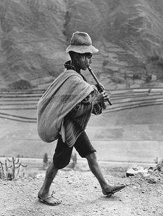 Werner Bischof -  Trujillo, Perú, 16 de mayo de 1954 - Fotografo Suizo.