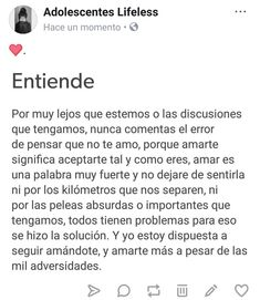 uff... 😐😟😟😟😥 Love Phrases, Love Words, Amor Quotes, Life Quotes, Sad Love, Love You, Ex Amor, Frases Love, Facebook Quotes