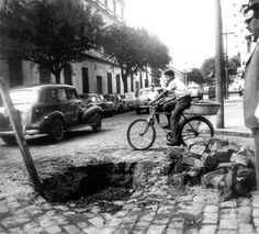 Av. Amaral Gurgel, Sta. Cecília - 1959