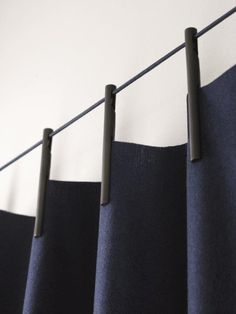 Ready Made Curtain by Ronan & Erwan Bouroullec pour Kvadrat - Crédit photo Kvadrat.