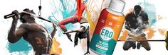 Reviews, Chews & How-Tos: Review/Giveaway: ERO Performance Drinks, Pt2  #ProductReviewParty