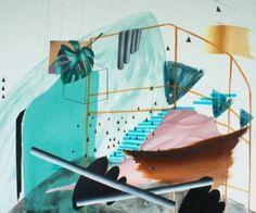 "Saatchi Art Artist Sören Beineke; Painting, ""The One With the Villa-T"" #art"