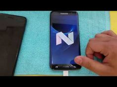 Remove Google Account FRP Samsung Galaxy S7 Edge Android 7 Nougat All Mo...