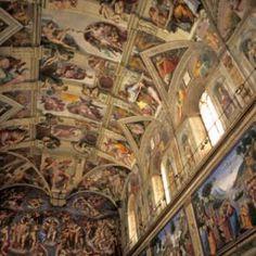 No. 24 Sistine Chapel, Vatican City, Rome