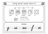 doelen VLL Writing Fonts