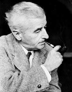 """""""Get it down. Take chances. It may be bad, but it's the only way you can do anything really good.""""—William Faulkner"""
