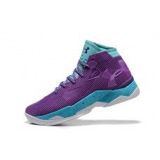 Under Armour Curry 2.5 Purple Blue Cheap New Mens Shoes