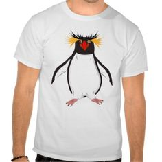 rockhopper penguin tees