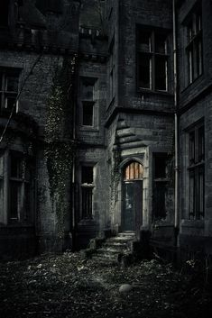 ghoulnextdoor: reminds me of raven from vampire kisses  & Alexander Sterling's house ^•^