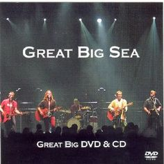 Amazon.com: Great Big Dvd & CD (W/Dvd): Great Big Sea: Music