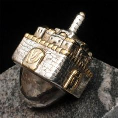 Dreidel Sterling Silver Chanukah Hannukah Old City Jerusalem | eBay