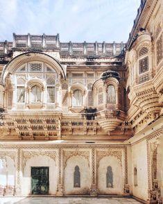 An India Bucket List for Photographers - Mehrengarh Fort, Jodhpur, India