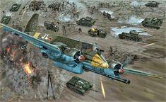 Henschel Hs-126 panzerjaeger