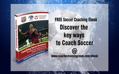 #CoachingTips- It's a coach's job to make sure each player has equal playing time, make sure players play each position, and be sure to include everyone. Discover the key ways to coach soccer awareness with this free soccer coaching ebook >>> www.coachestrainingroom.com/ebook #coachestrainingroom #ayso #youthsoccer #coachingsoccer #soccerdrill #soccerdrills #soccercoaches #nikesoccer #nscaa #youthcoach #kidssoccer #ussoccer #uswnt #usmnt #barclays #soccertraining #soccerplan #soccerplans…
